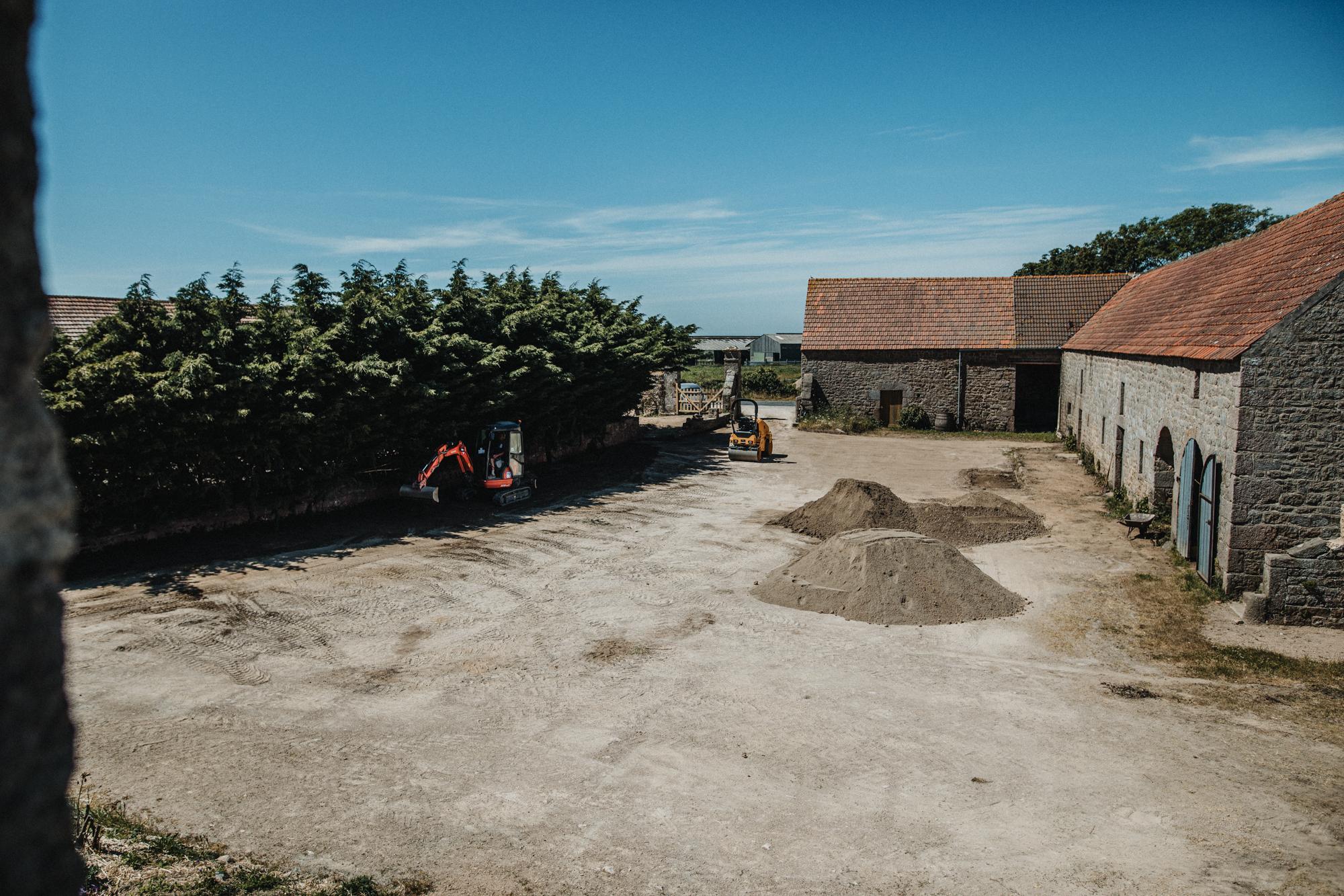 Corps de ferme Normandie Val de Saire