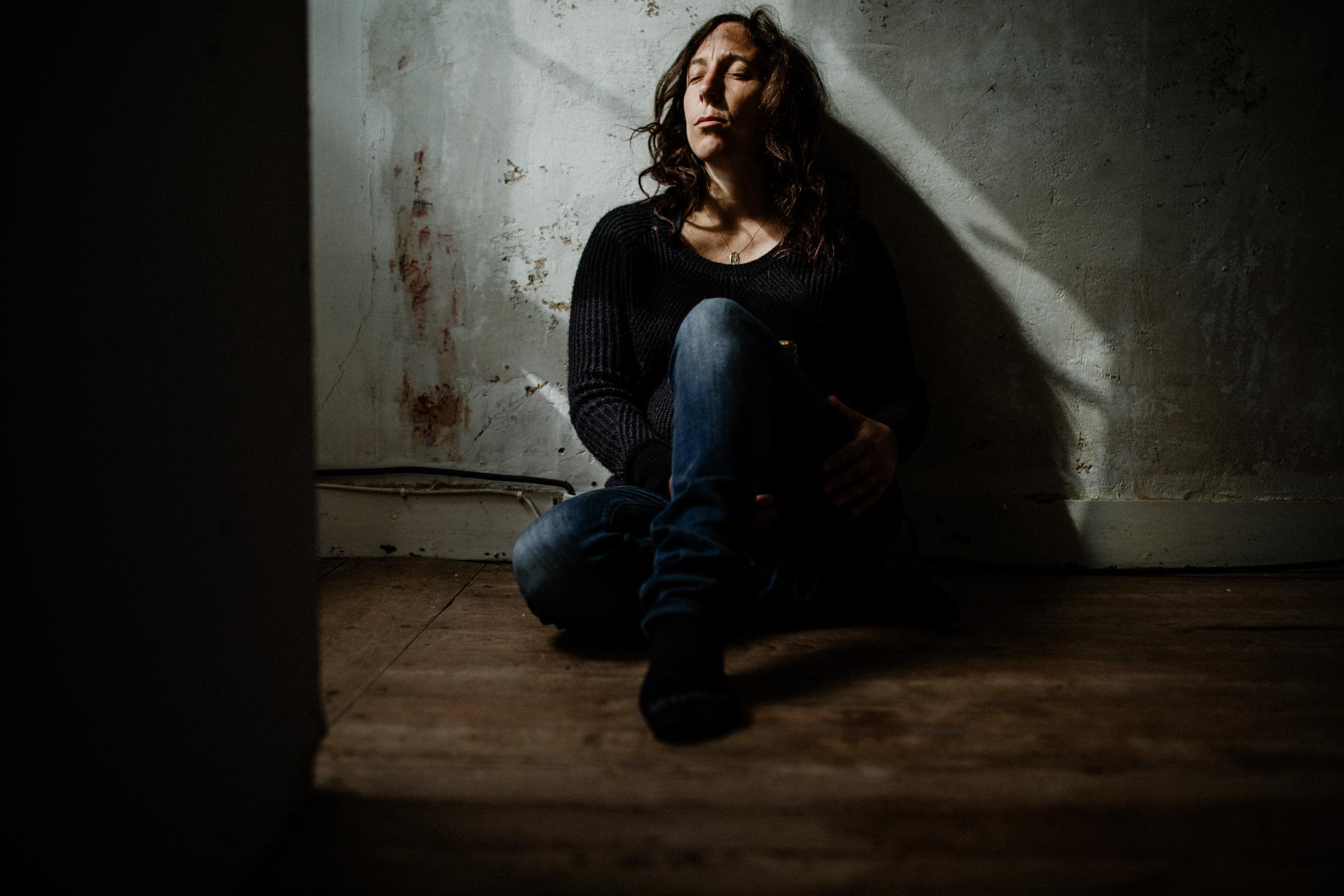 Autoportrait Coraline Simon