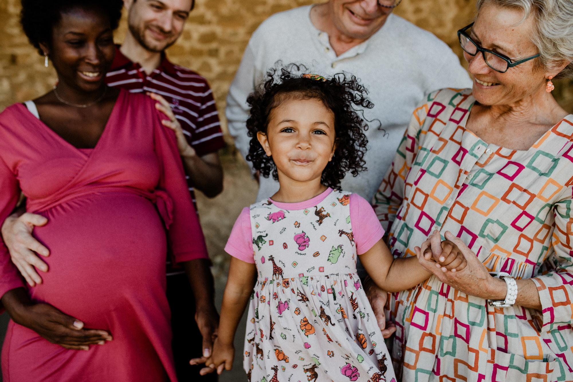 photographe famille ferme de renouville portrait minute