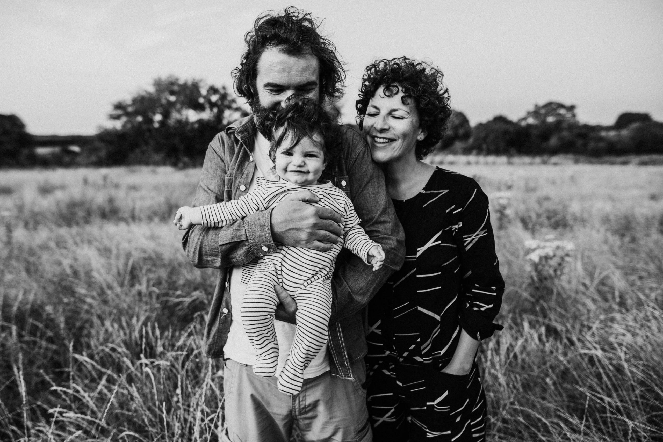 Portrait minute famille ferme de Renouville
